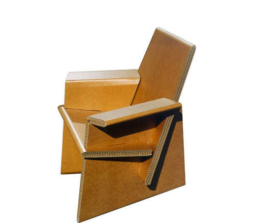 Arm Chair de Return Design