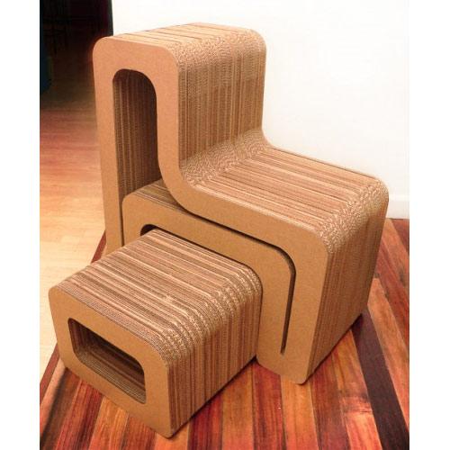 las mejores sillas de cart n y papel