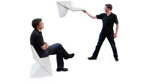 Papton Chair de Fuchs & Funke
