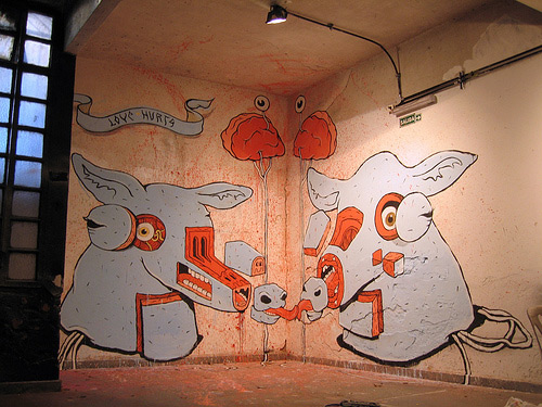 graffitis y paredes que hablan taringa