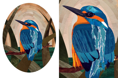 Jonathan Woodward - Kingfisher